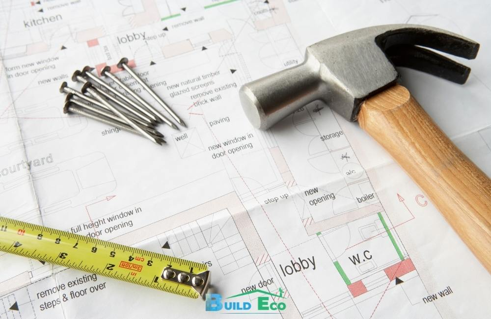 How can I extend my house cheaply?