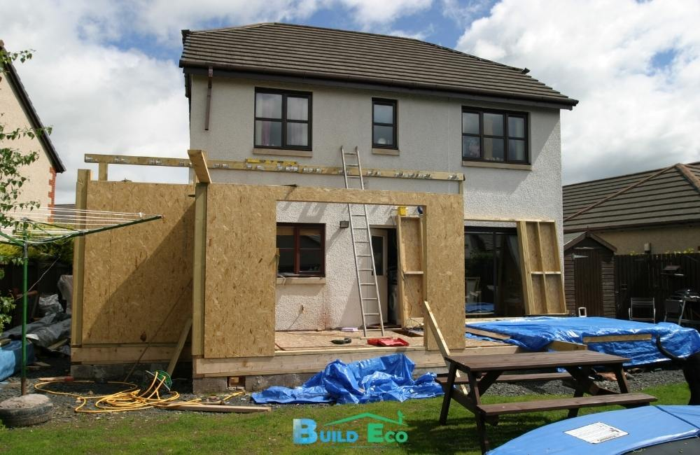 How much money is a house extension?